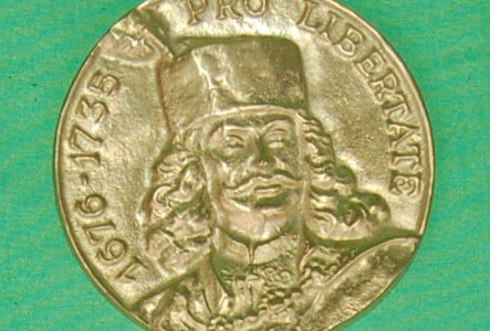 EEgyedi fém, bronz, réz emlékérem öntés, tervezés, II. Rákóczi
